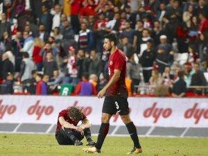 Türkiye 555. maçından mağlubiyetle ayrıldı