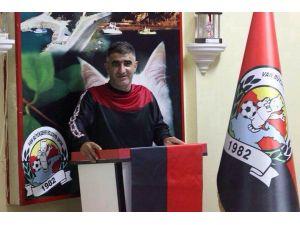 Başkan Dülger'den Diyarbekirspor maçına davet