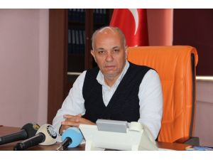 """Başkan Çalışkan: """"Karaman olarak yerli otomobile biz de talibiz"""""""