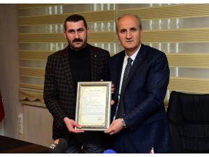 Dulkadiroğlu Belediyesi gazilerden de ruhsat ücreti almayacak