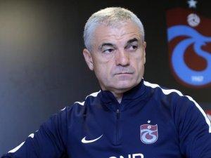 Trabzonspor Çalımbay ile çıkışa geçti