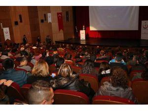 Bartın'da nikotin bağımlılığı ile mücadele konferansı düzenlendi