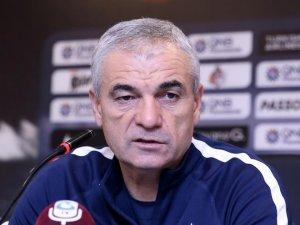 Trabzonspor Teknik Direktörü Çalımbay: Hedef her zaman yukarısı