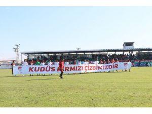 TFF 3. Lig: Diyarbekirspor: 1 - Kırıkhanspor: 0