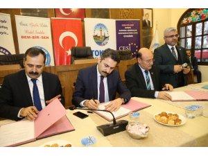 Tokat Belediyesi'nde sosyal denge sözleşmesi imzalandı