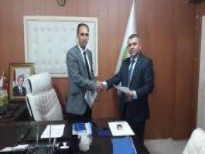 Tuzluca Belediyesi ile Ziraat Bankası arasında Personel Promosyon Sözleşmesi imzalandı