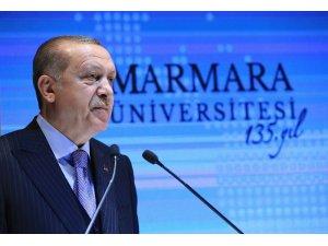 """Cumhurbaşkanı Erdoğan: """"Zihnini Pensilvanya emrine vermişsen, profesör de olsan hiçsin"""""""
