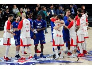 THY Euroleague: Anadolu Efes: 104 - Kızılyıldız: 95