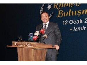 Çavuşoğlu, Rumeli Balkan Buluşmasına katıldı