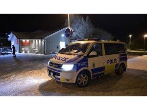 İsveç'te silahlı saldırı sonucu iki kişi yaralandı