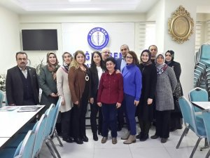 Sağlık-Sen Kadın komisyonu çalışmalara başladı