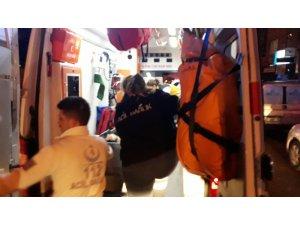 Manisa'da Bıçaklı Sopalı kavga 1'i ağır 2 yaralı