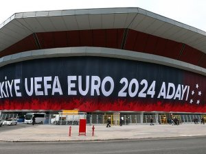 Türkiye'nin EURO 2024 adaylığı tanıtım toplantısı İstanbul'da