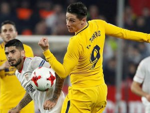Atletico Madrid Kral Kupası'ndan elendi