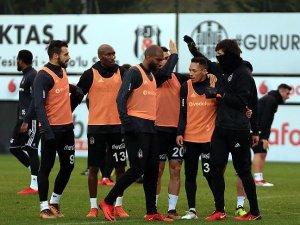 Beşiktaş'ta Atiker Konyaspor mesaisi başladı