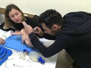 Sağlık personeline 'Temel Modül' eğitimi