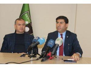 Denizlispor yönetimi, suç duyurusunda bulunacak