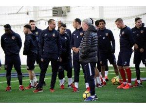 Kayserispor'da Antalyaspor maçı hazırlıkları başladı