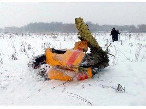 Rusya'daki uçağın düşme nedeni açıklandı