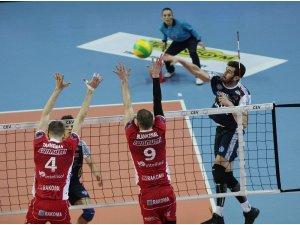 2018 CEV Erkekler Şampiyonlar Ligi: Arkas: 0 - Noliko Maaseik: 3