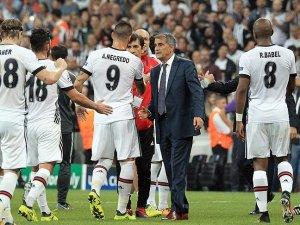 Beşiktaş, Bayern Münih ile oynayacağı maç için Münih'e gitti