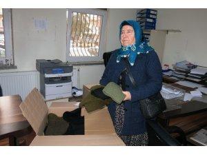 Burdur'dan Afrin'e uzanan sıcak el