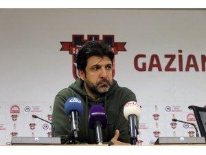 Gaziantepspor - Altınordu maçın ardından