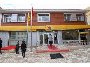 Pervari'de yeni PTT hizmet binası hizmete girdi