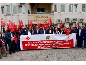 Osmanlı Ocakları'ndan Başkan Atilla'ya ziyaret