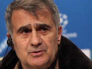 Beşiktaş Teknik Direktörü Güneş: Şansımızın ortadan kalktığını düşünüyorum