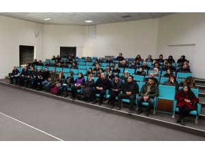 Van büyükşehir personeline ebys semineri