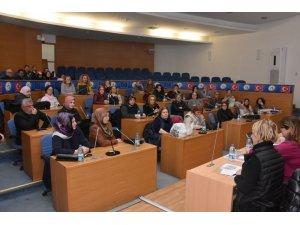 Kadın meclisinden anlamlı toplantı