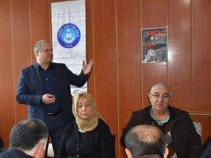 """Asimder Başkanı Gülbey: """"YPG ile PYD'ye Esad rejim ordusunun üniforması giydirilecek"""""""
