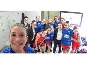 Mersin Büyükşehir Belediyespor, Türkiye Kupası'nda yarı finale kalmak istiyor