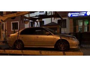 İstanbul'dan çaldığı otomobil ile Sakarya'da yakalandı