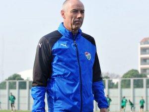 Bursaspor Teknik Direktörü Paul Le Guen: