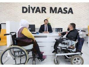 """Başkan Atilla: """"Diyar Masada 38 bin hemşehrimize hizmet sunduk"""""""