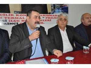 Yozgat Şeker Fabrikasının özelleştirilmesine tepki