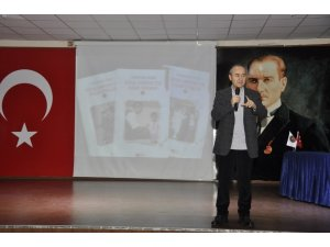 Yazar Süleyman Bulut GKV'lilerle buluştu