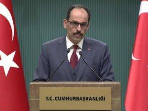 Türkiye Esad ile görüşür mü sorusuna Kalın'dan yanıt