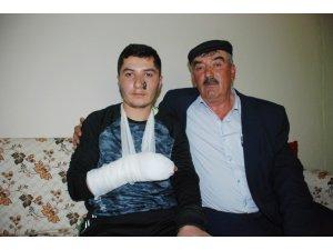 Afrin Gazisi memleketi Tokat'ta
