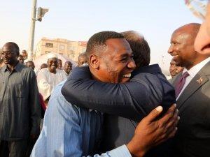 Başbakan Yardımcısı Çavuşoğlu, Port Sudan'da