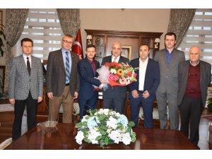 Vali Güvençer, sivil toplum kuruluşlarını ağırlıyor