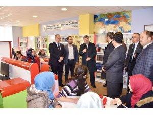 Başkan Akyürek, Ilgın'da yatırımları inceledi