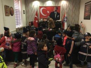 Nusaybin'de çocuklar için gezi