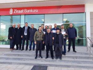 AK Parti Çiçekdağı Teşkilatından 'Zeytin Dalı Harekatına' nakdi destek