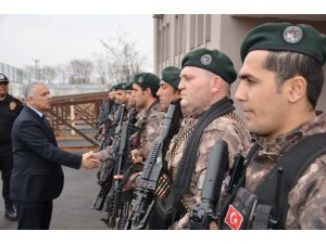 PKK'nın korkulu rüyası PÖH Afrin'e gidiyor