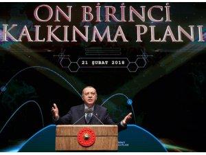 """Cumhurbaşkanı Erdoğan: """"İnsansız tankları da üreteceğiz"""""""