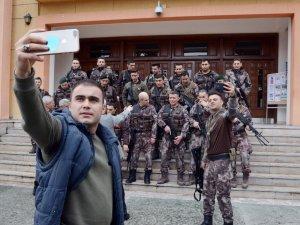 Ordu'dan Afrin'e PÖH timi