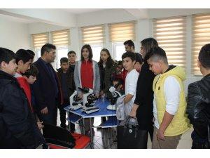 Öğrenciler Adıyaman Bilim ve Sanat Merkezini tanıyor